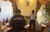 Мукачевский судья задержан на мелкой взятке