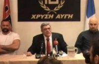 Грецькі журналісти відмовилися вітати політика