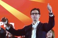 В Северной Македонии два кандидата в президенты набрали по 42%
