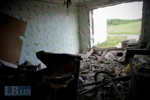 Двоє цивільних загинули, ще сім поранені в Донецькій області