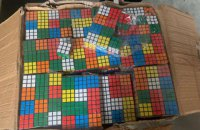 В Одесі вилучили майже 8 тисяч контрафактних кубиків Рубика