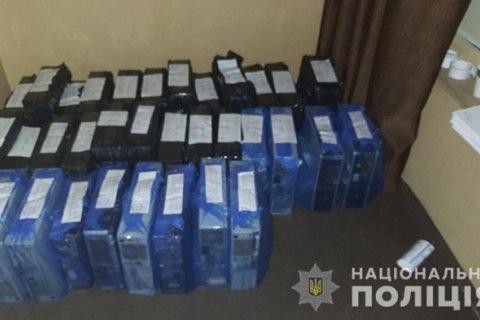 В Одессе правоохранители ликвидировали подпольное казино, в которое пускали в масках по предварительной записи