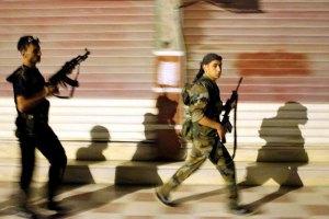 В битве за город на турецко-сирийское границе погибли 400 человек
