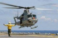 Вблизи Гавайев столкнулись два американских военных вертолета