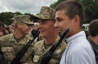 Завтра в Украине начинается весенний призыв
