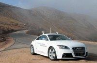 Каліфорнія дозволила дорожні випробування автомобілів без водіїв