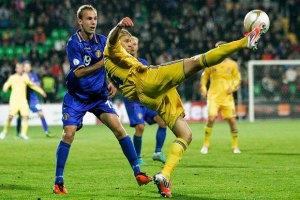 ФФУ: Украина точно сыграет с Молдовой 3-го сентября
