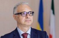 Зеленський звільнив посла України в Італії