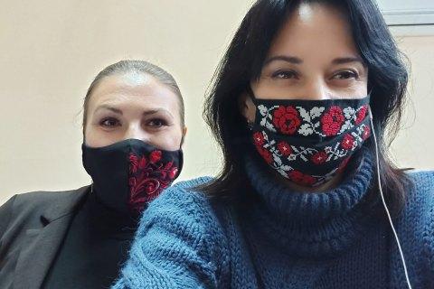 Во Львове начался суд по иску Зеленского против Федыны и Маруси Зверобой