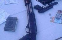 Четверо вооруженных киевлян ограбили пункт продажи лотереи на 12 тыс. гривен