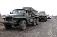 """Украинские подразделения береговой обороны приняли на вооружение РСЗО """"Град"""""""