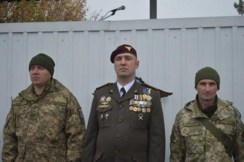 Комбриг 128-й бригады ранен вблизи Докучаевска