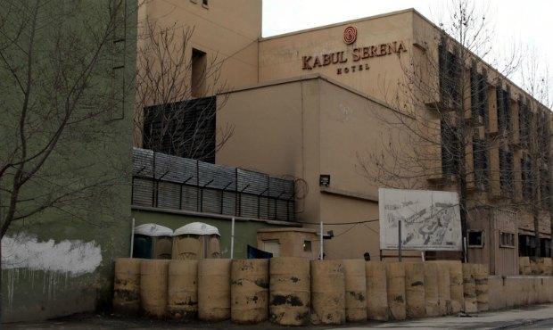"""Отель """"Сирена"""" в Кабуле"""