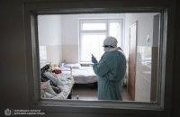 Кількість хворих на коронавірус в Україні перевищила 12 000