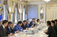 Зеленський обговорив з китайськими інвесторами інвестиції в Україну на $10 млрд
