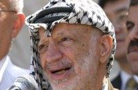 Завершено розслідування смерті Ясіра Арафата