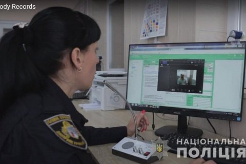 Полиция показала систему видеофиксации действий правоохранителей в изоляторах Custody Records