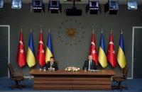 Украина и Турция заявили о намерении совместно строить корабли, беспилотники и двигатели