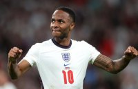 Стерлінг відповів на питання про скандальне пенальті в матчі Англія - Данія