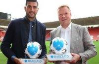 Пелле и Куман стали лучшими в английской премьер-лиге