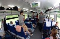 """Кількість пасажирів """"Українських експресів"""" зросла"""