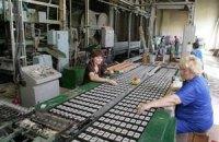 Ровенская спичечная фабрика признана банкротом