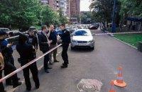 В Киеве на Антоновича мужчина погиб в результате огнестрельного ранения (обновлено)
