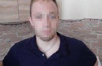 """У Києві поліцейські затримали чоловіка, який пошкодив скло на """"мосту Кличка"""""""