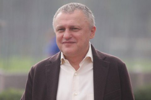 """Суркіс розповів про зимову трансферну політику """"Динамо"""""""