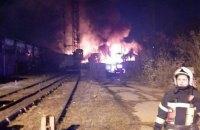 В Харькове произошел взрыв в масляном цехе, есть жертвы