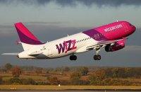 Министр: WizzAir может вернуться в Украину в этом году