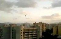 Вертоліт атакував Верховний суд Венесуели