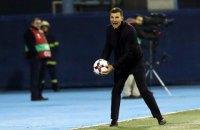 Андрея Шевченко оставили во главе сборной Украины по футболу