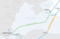"""""""Турецький потік"""" забрав в України 15 млрд кубометрів транзиту газу в Румунію, Туреччину і сусідні країни"""