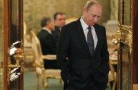 Путин говорит, что экс-жена не справилась с публичностью