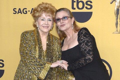 Умерла звезда Голливуда и мать Кэрри Фишер Дэбби Рейнольдс