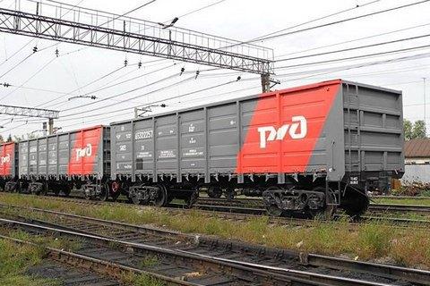 Росія знову пустила потяги через Луганську область через проблеми з обхідною гілкою