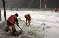Кличко: на в'їздах у Київ розгорнули 8 теплопунктів для водіїв