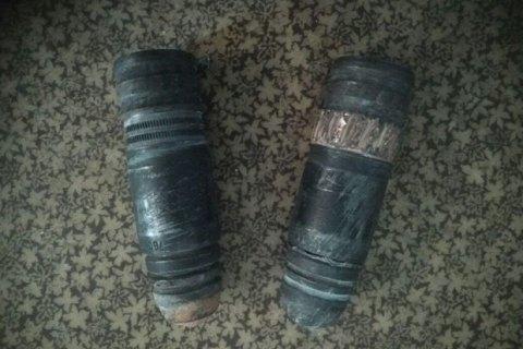 У Бахмутському районі знайшли російські боєприпаси 2008 року