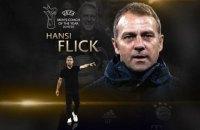Міжнародна федерація футбольної історії і статистики визначила найкращого тренера року