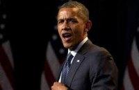 Обама за місяць зібрав на вибори $75 млн