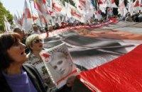 У Харкові до лікарні з Тимошенко сходяться опозиціонери