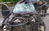 У Харківській області в результаті ДТП загинуло подружжя і постраждала їхня 12-річна дочка