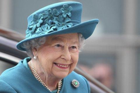 Королева Елизавета II в девятый раз стала прабабушкой
