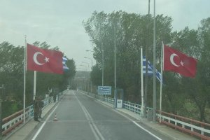 Туреччина закриє кордон із Сирією