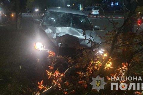 Полицейского уволили за смертельное ДТП в Броварах
