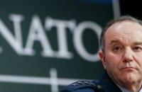 Росія залишає частину військ біля кордону з Україною, - НАТО