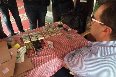 СБУ поймала чиновника УЗ на взятке $70 тысяч