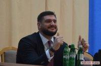 Глава Николаевской области Савченко вернулся к работе