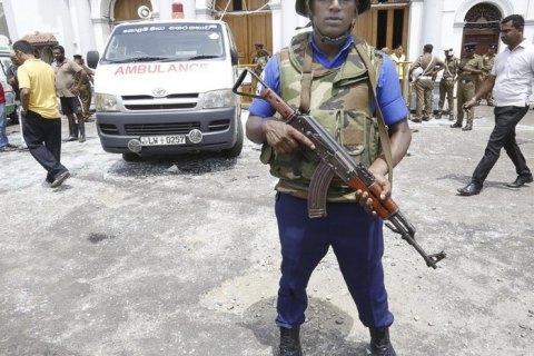 На Шри-Ланке задержали двух подозреваемых в организации взрывов в пасхальное воскресенье